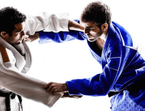 Fundamentals Judo
